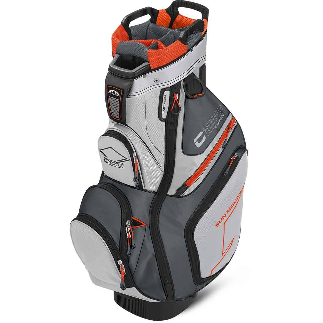 The Best Golf Bags of 2017 | The Ultimate Guide to Golf Bags Push Golf Cart Bag Orange on golf cart heaters propane, golf bag cart with wheels, bag boy carts, street legal golf carts, golf bag motorized carts, golf push cart wheels, golf bag gps, golf cart rain cover, golf pull carts, golf hand carts, golf cart bag combo,