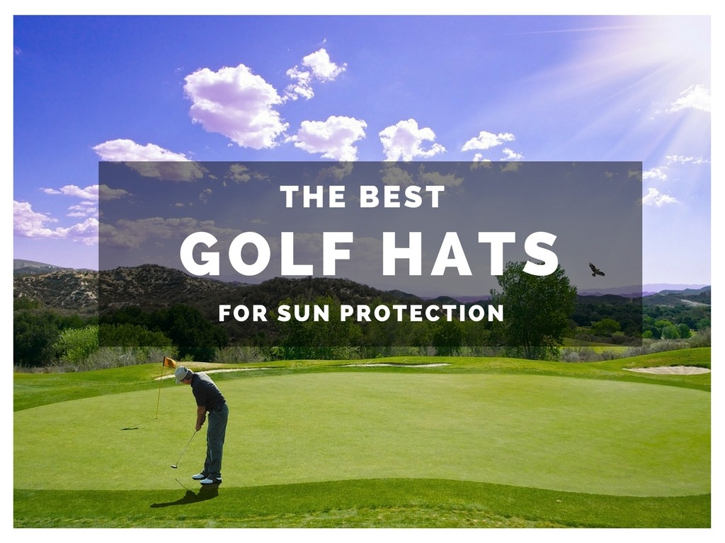 Best Golf Hats for Sun Protection b0c5df7f270