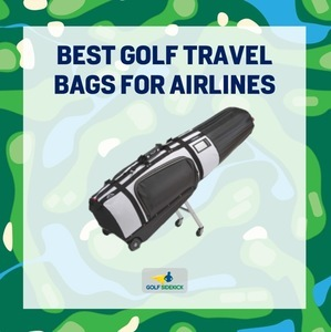 best golf travels bags for airlines with wheels