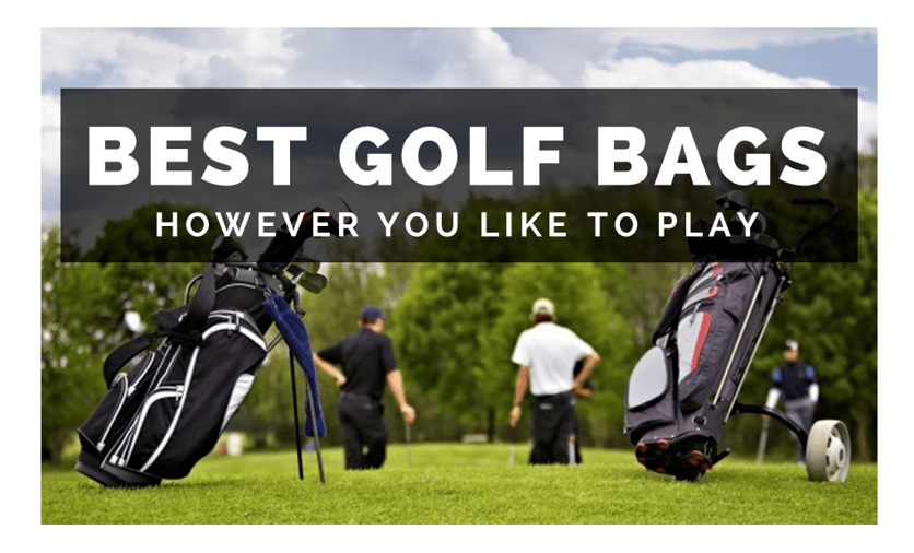 The Best Golf Bags  4ecbaeda27ac