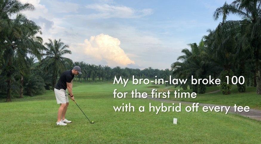Best Hybrid Golf Clubs for High Handicappers & Beginners
