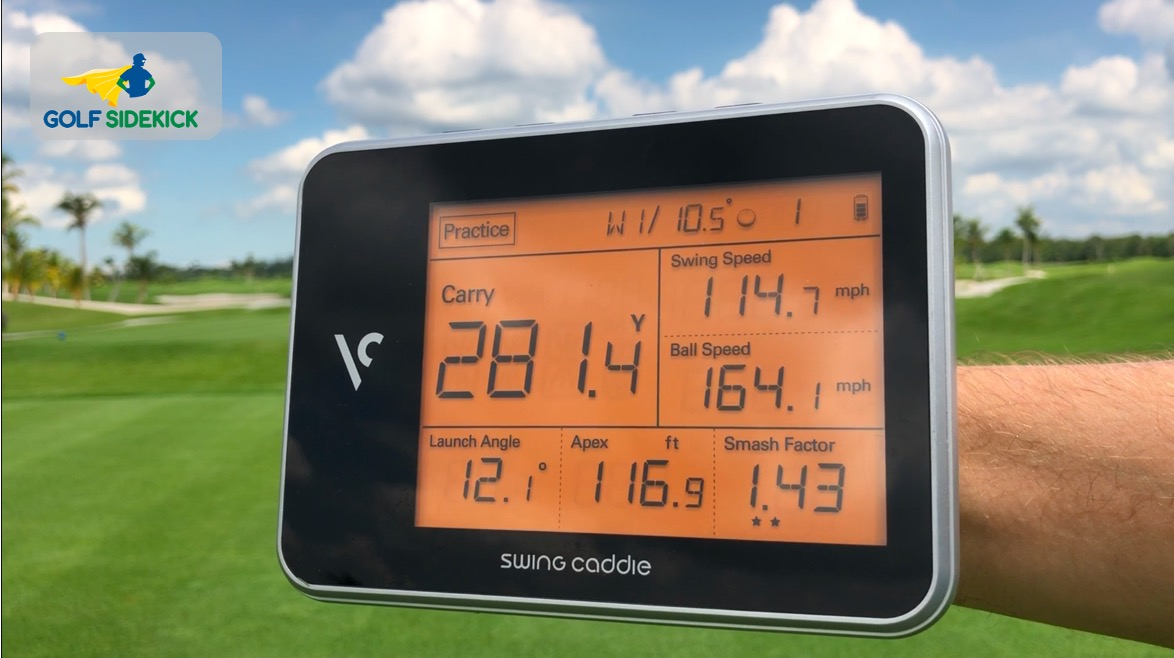 voicecaddie sc300 review golf sidekick