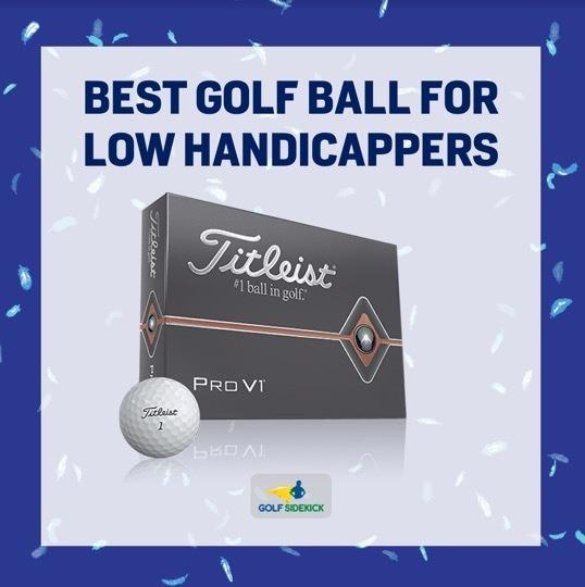 best golf ball for low handicap