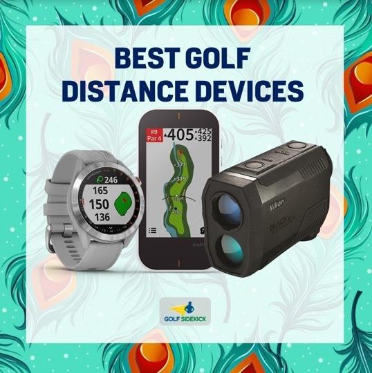 best golf distance measuring device