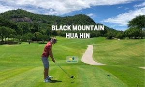black mountian hua hin review golf course